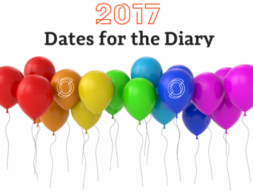2017 Key Dates for the Diary