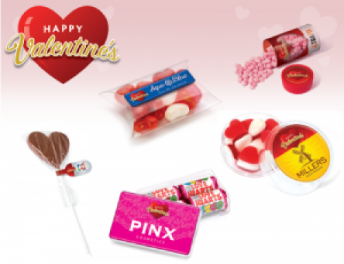 Love Your Brand on Valentine's Day!