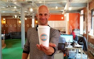 Sheffield firm plans to create a stir with their Coffee Cup Pledge