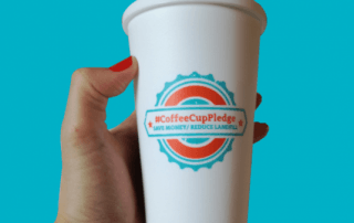 Disposable Coffee Cups…How the Numbers Stack Up