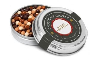 Branded Chocolate Caviar