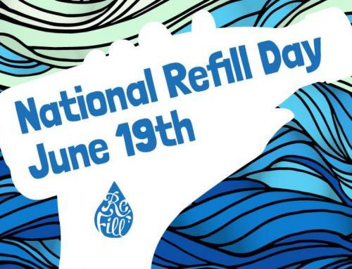 Get Involved this National Refill Day