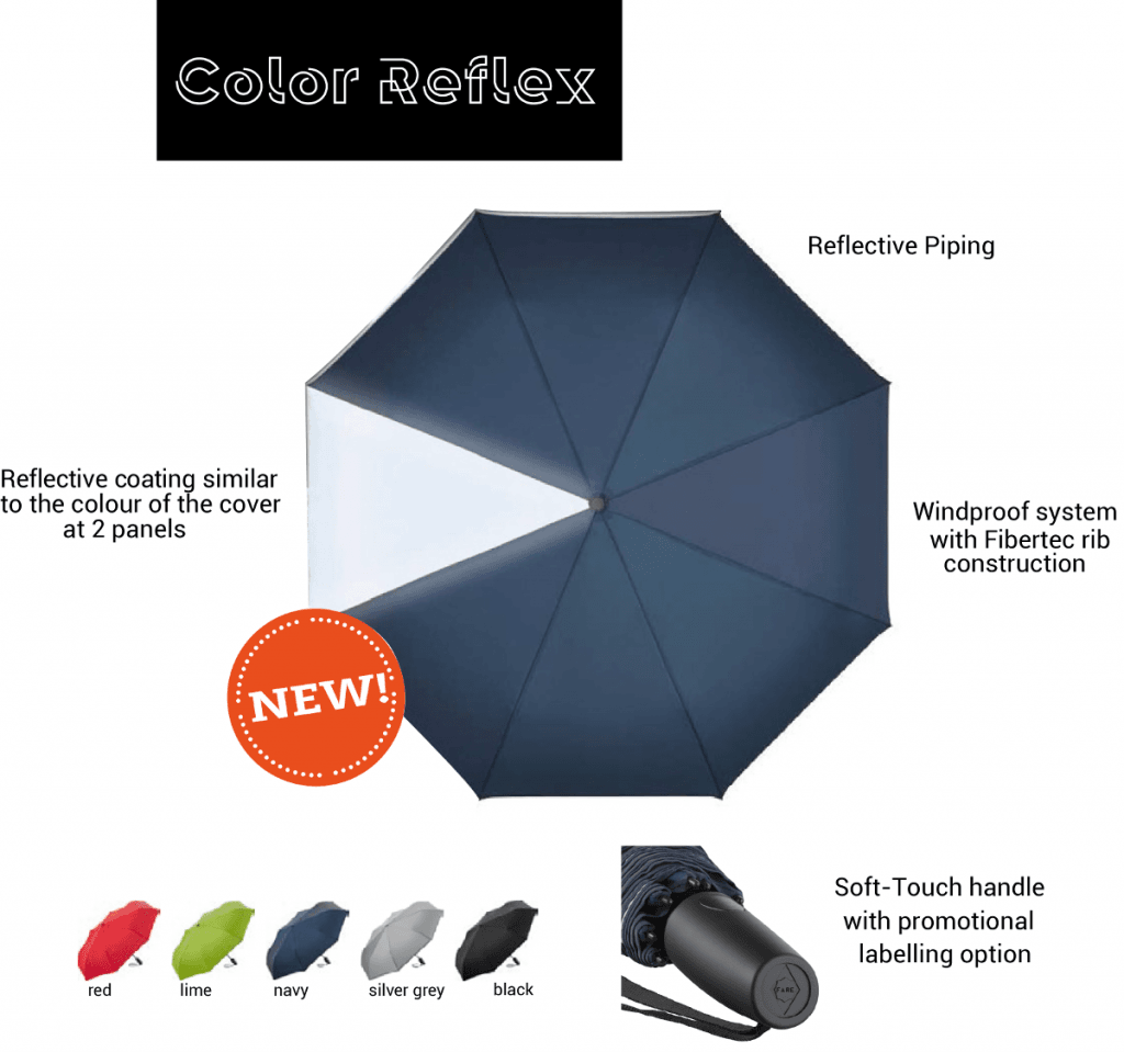 Color Reflex Umbrella
