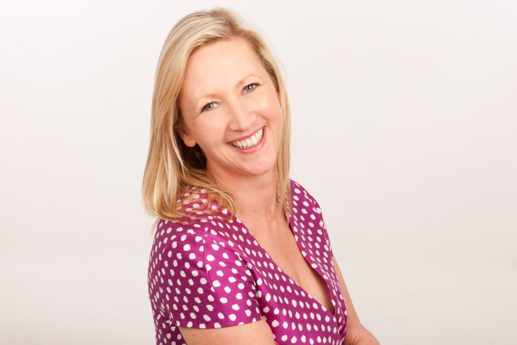 Lucinda White Founder of Pure Awards Creative