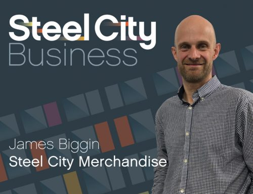 When Steel City Met Steel City in the new Sheffield Business Podcast