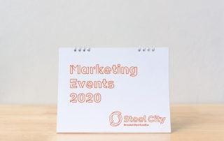 Marketing Events 2020
