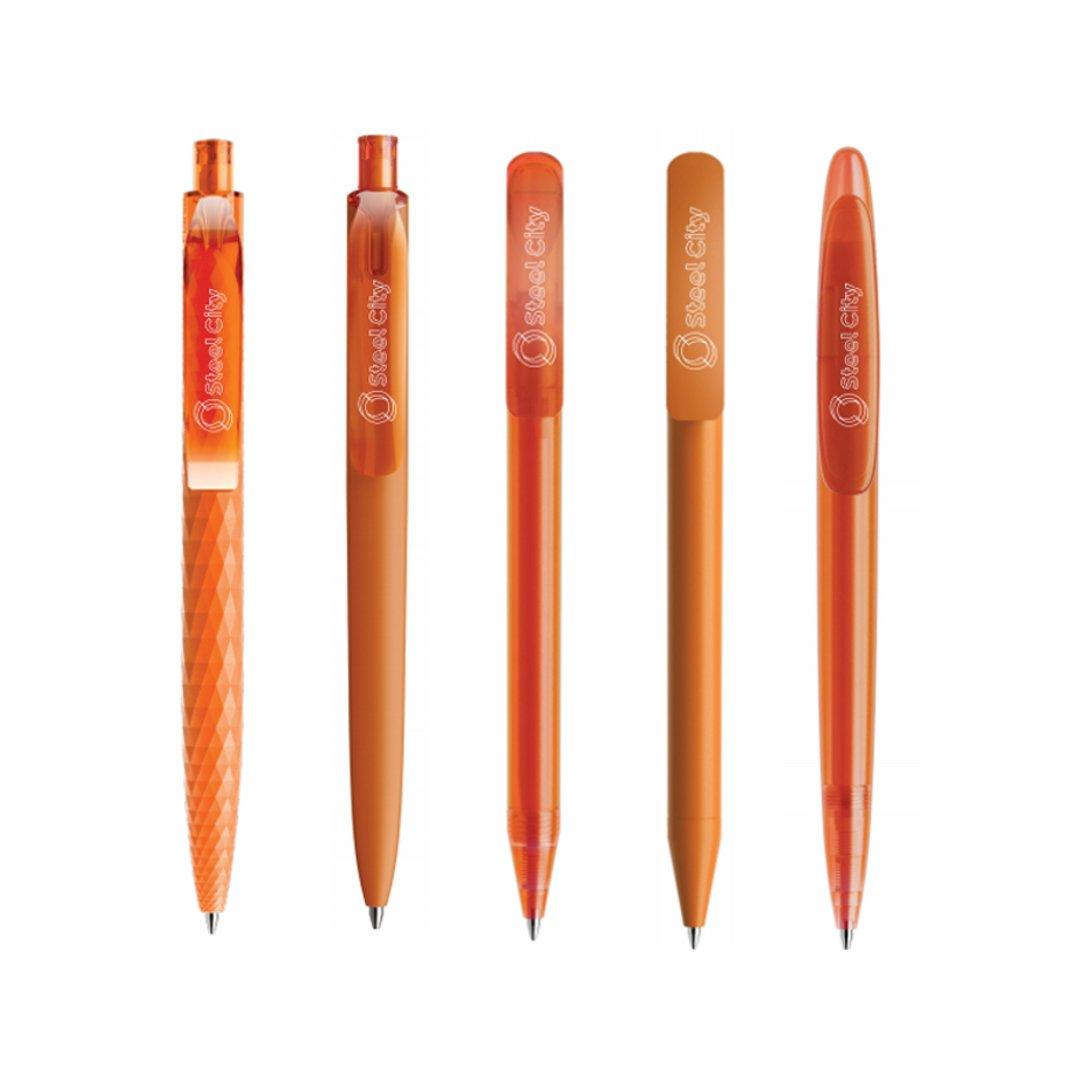 New Prodir Pens in Orange