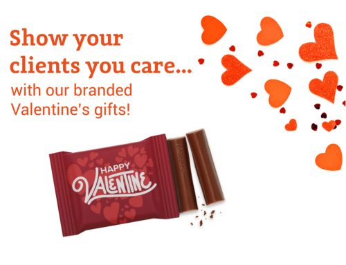 Show Your Clients You Care…With Branded Valentines Day Gifts