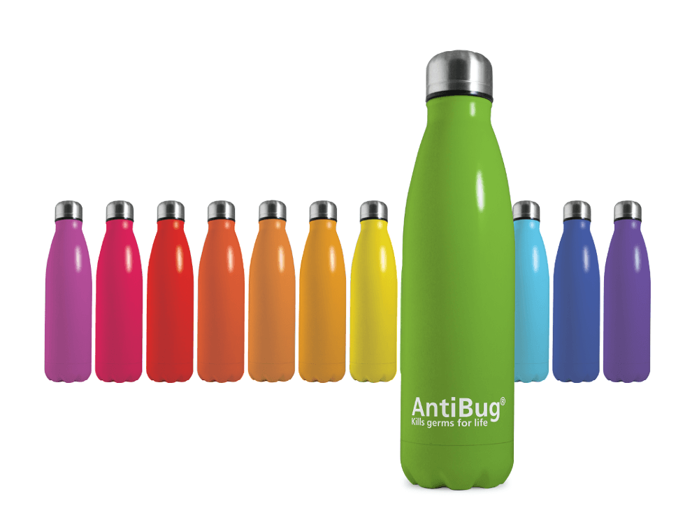 AntiBug® Eevo-therm Branded Bottle