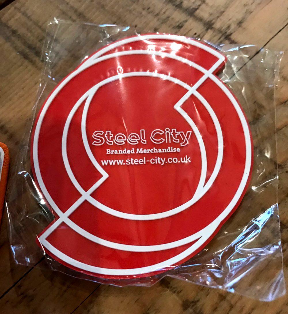 Branded Coaster