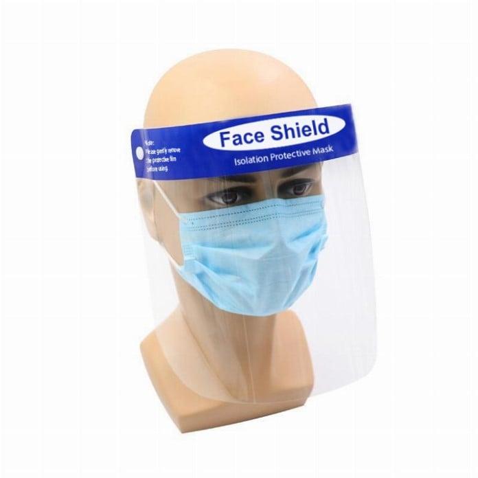 Branded Face Shield