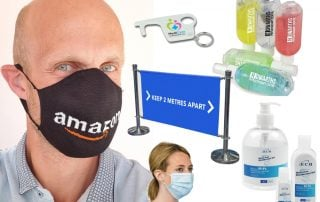 Back To Work Branded Merchandise