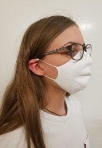 Washable Woven Face Masks