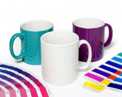 AntiBug® Durham ColourCoat Mug