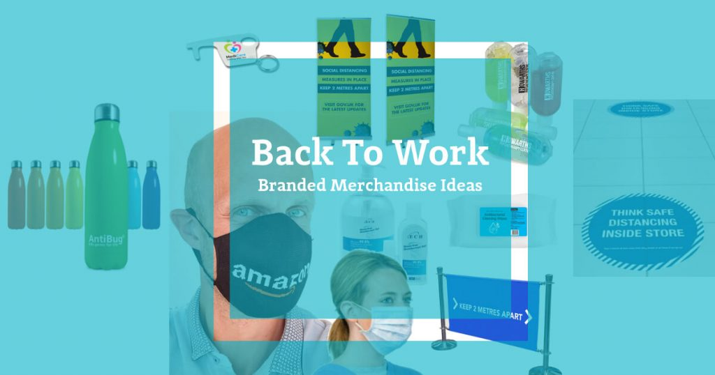 Back To Work Promotional Items Ideas