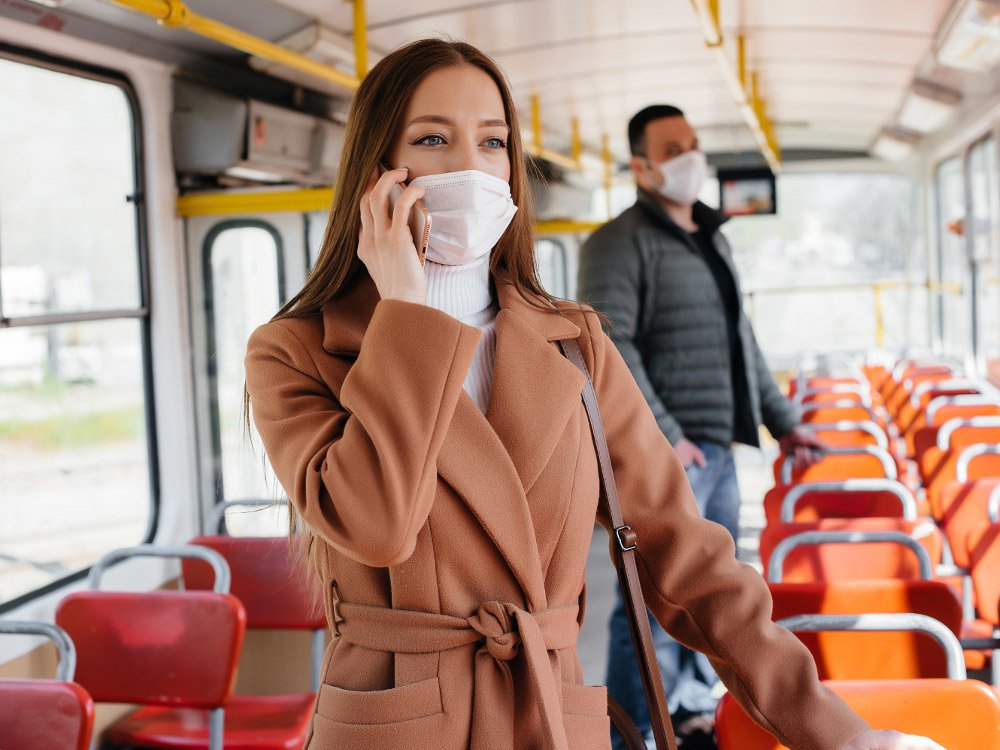 Face Covering Public Transport