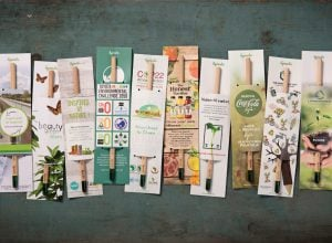 Sprout Pencil Branded Packs