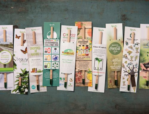 Branded Products To Help Mindful Gardening