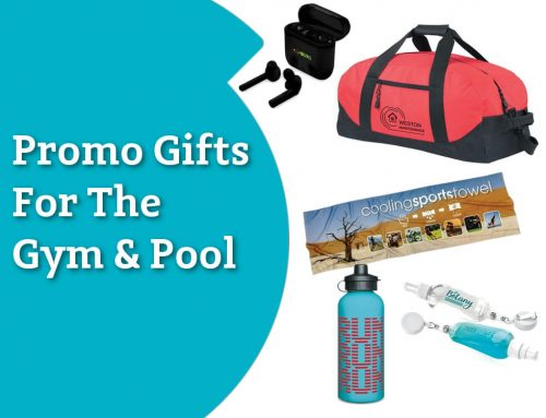 Promotional Gifts for the Gym and Pool
