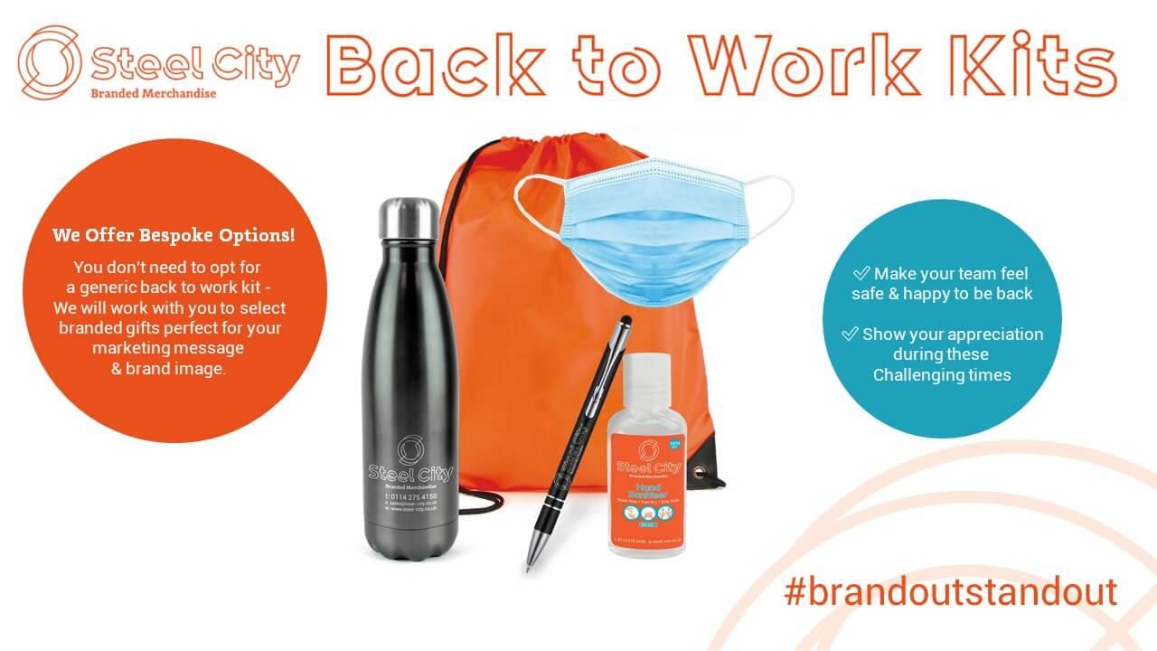 Back To Work Bespoke Kit