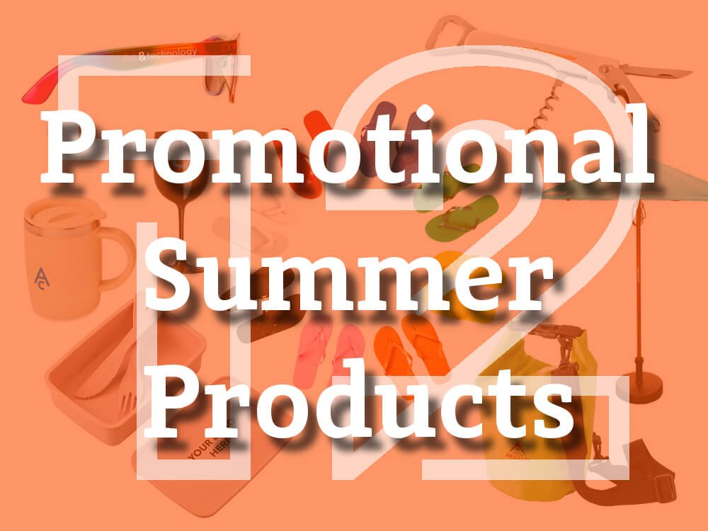 promotional summer products
